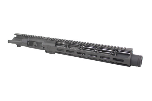 """ZAVIAR AR-15 10.5"""" 300AAC BLACKOUT NITRIDE 12"""" M-LOK HANDGUARD ASSEMBLED UPPER RECEIVER"""