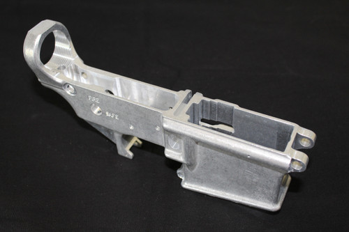 AR-15 (In the Raw) Stripped Lower Receiver