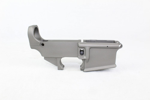 ZAVIAR STAINLESS STEEL CERAKOTED FORGED 80% LOWER RECEIVER