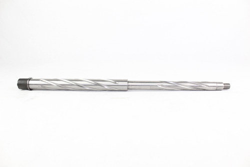 "ZAVIAR .223 WYLDE 18"" STAINLESS STEEL SPIRAL FLUTED HBAR BARREL / 1:8 TWIST / MID LENGTH"