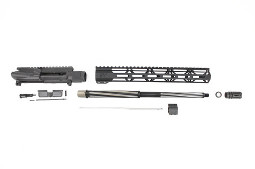 "7.62 x 39 'Wolverine Series' 16"" Bear Claw Upper Kit / 1:10 Twist / 12"" MLOK Handguard"