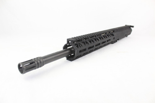 "Z10 'Winchester Series' 16"" AR10 .308 Upper Receiver with 12"" MLOK .308 Free Float Rail"