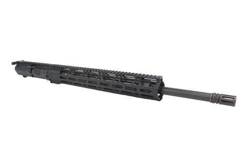 "Z10 'Winchester Series' 20"" AR10 .308 Upper Receiver with 15"" MLOK .308 Free Float Rail"