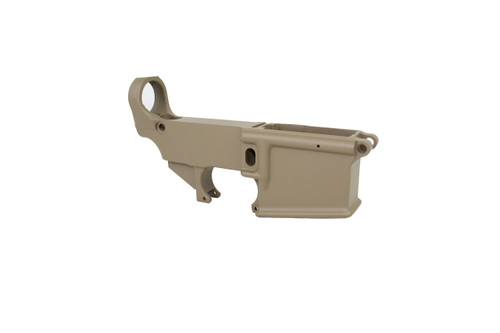 AR-15 Magpul FDE 80% Lower Receiver