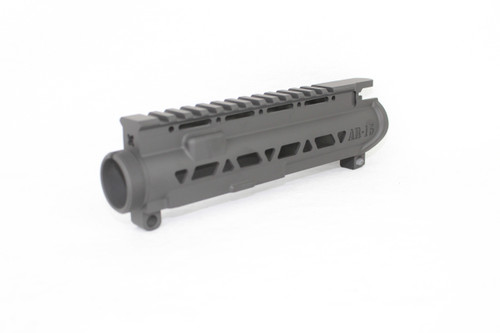 ZAVIAR SKELETONIZED MIL-SPEC AR15 STRIPPED UPPER RECEIVER