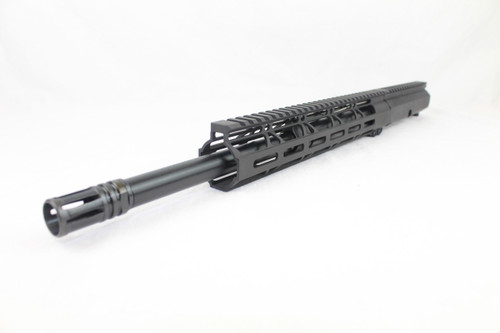 "ZAVIAR 'Charger Series' 16"" (7.62 x 39) NITRIDE RIGHT HANDED SIDE CHARGING UPPER RECEIVER / 1:10 TWIST / 12"" MLOK HANDGUARD"