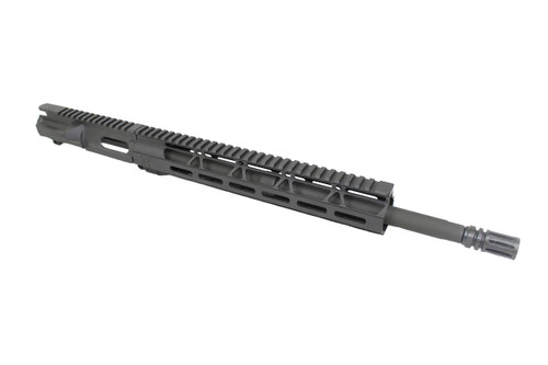 "Z9 'Stinger PDW' 9mm Assembled Upper Receiver | 16"" Parkerized Barrel 
