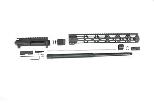 "6.5 Grendel Type II 'Recon Series' 18"" Nitride Upper Kit / 1:8 Twist / 15"" MLOK Handguard"