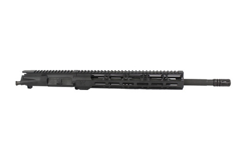 "6.5 Grendel Type II 'Recon Series' 16"" Parkerized Upper Receiver / 1:8 Twist / 12"" MLOK Handguard"