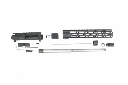 "ZAVIAR 16"" 7.62x39 STAINLESS STEEL CARBINE UPPER KIT / 1:10 TWIST /12"" MLOK HANDGUARD"