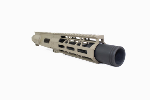 "Z9 'Stinger PDW' 9mm Assembled Upper Receiver MAGPUL FDE | 5.5"" Barrel 