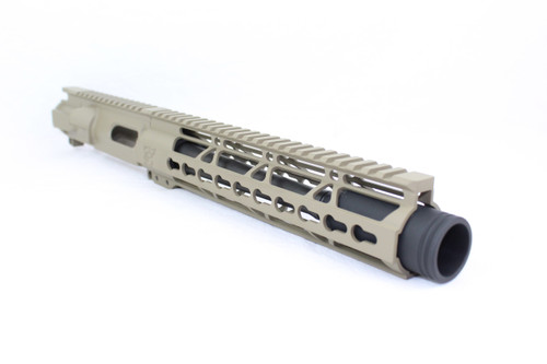 "Z22 'Spitfire Trainer' .22LR Assembled Upper Receiver MAGPUL FDE | 9"" .22LR Barrel 