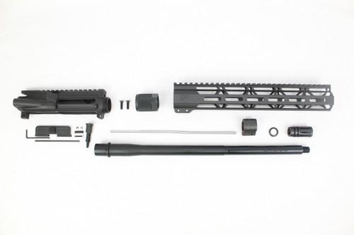 "Zaviar 'Premium Series' 16"" .223 Wylde Nitride Upper Kit / Mid Length / 1:8 Twist / 12"" MLOK Handguard"