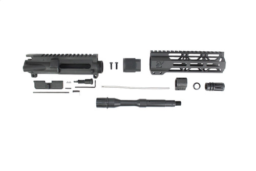 "5.56 Nato 'Operator Series' 7.5"" Nitride Upper Kit / 1:7 Twist / 7"" MLOK Handguard"