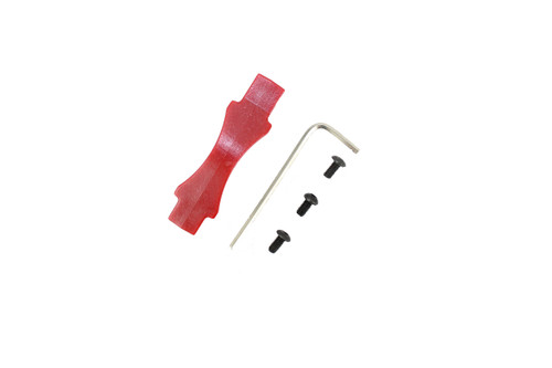 AR-15 Polymer Trigger Guard Assembly - Red
