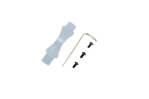 AR-15 Polymer Trigger Guard Assembly - Grey