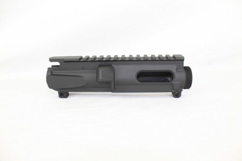 ZAVIAR BLACK CERAKOTED MIL-SPEC AR9/22LR STRIPPED UPPER RECEIVER