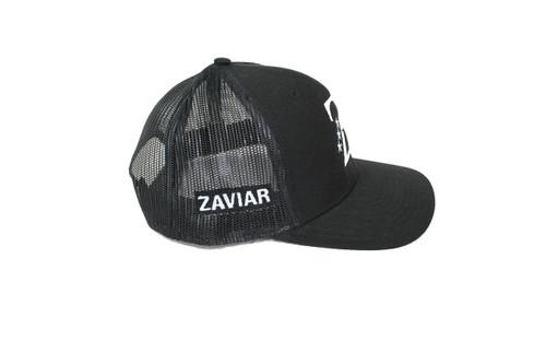 ZAVIAR Snapback Baseball Cap