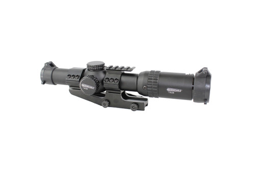 Vortex STRIKE EAGLE® 1-6X24 / AR-BDC (MOA) Reticle | 30 mm Tube / QD 30MM Optic Mono Mount