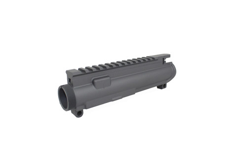 ZAVIAR SNIPER GREY CERAKOTED MIL-SPEC AR15 STRIPPED UPPER RECEIVER