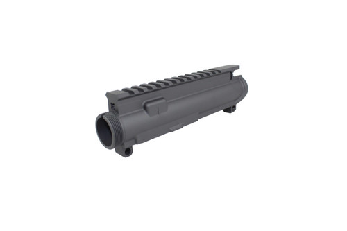 ZAVIAR SNIPER GREY CERAKOTED MIL-SPEC AR9/22LR STRIPPED UPPER RECEIVER