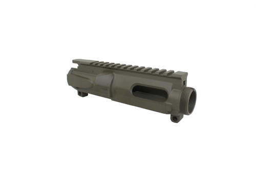 ZAVIAR MAGPUL OD GREEN CERAKOTED MIL-SPEC AR9/AR22 STRIPPED UPPER RECEIVER