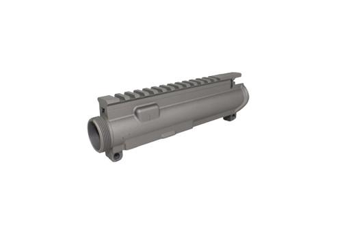 ZAVIAR STAINLESS STEEL CERAKOTED MIL-SPEC AR9/AR22 STRIPPED UPPER RECEIVER