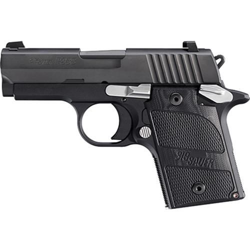 """SIG P938; 9mm; 3""""; Nightmare"""