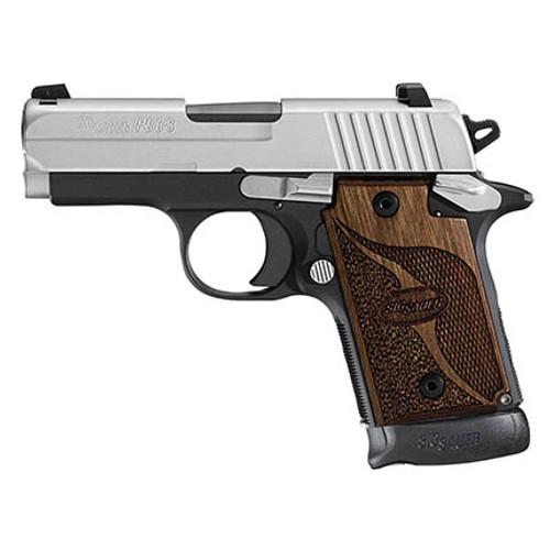 """SIG P938; 9mm; 3""""; SAS"""