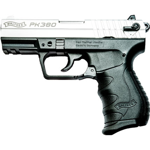WALTHER PK380 380ACP NKL