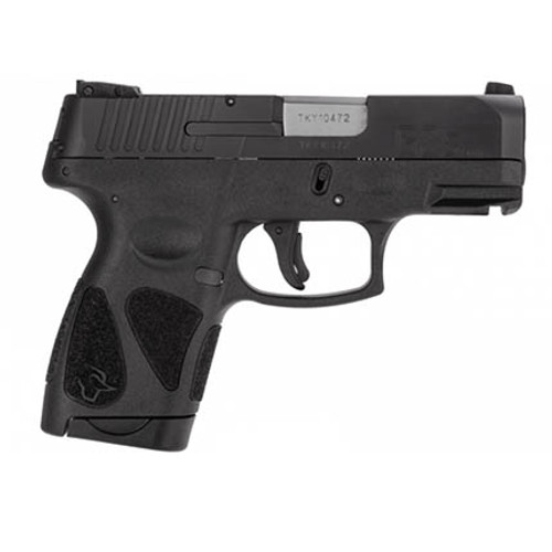 "Taurus G2S 9mm Blk/Blk 3.25""NS"
