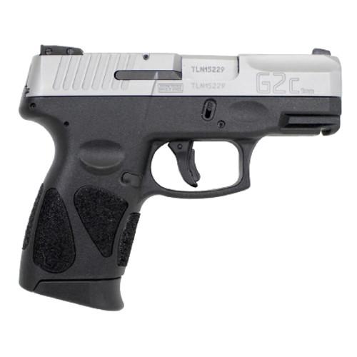 Taurus G2C 9mm SS/BK 2 - 12rd