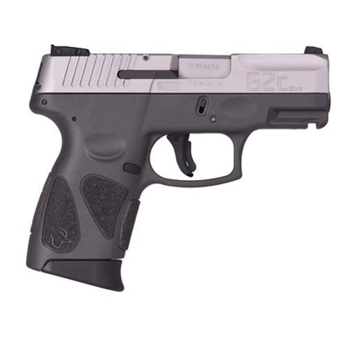 Taurus G2C 9mm SS/GRY 2 - 12rd