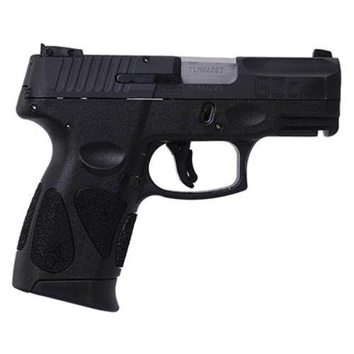 Taurus G2C 9mm BK/BK 2 - 12rd