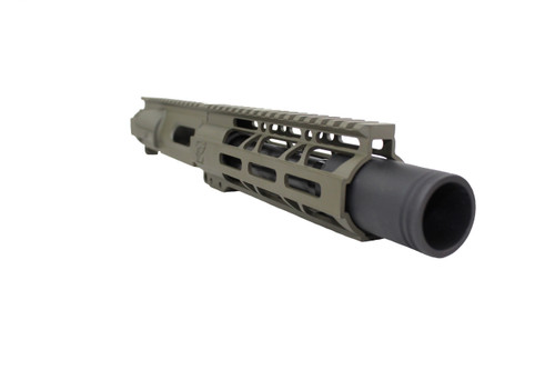 "Z9 'Stinger PDW'  9mm Assembled Upper Receiver MAGPUL OD GREEN | 5.5"" Barrel 