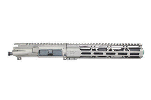 "300AAC Blackout 'Special Ops Series' Stainless Steel 7.5"" Nitride Upper Receiver / 1:8 Twist / 10"" MLOK Handguard"
