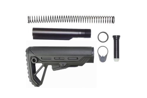Zaviar Surge Buttstock Kit with Rifle Tube