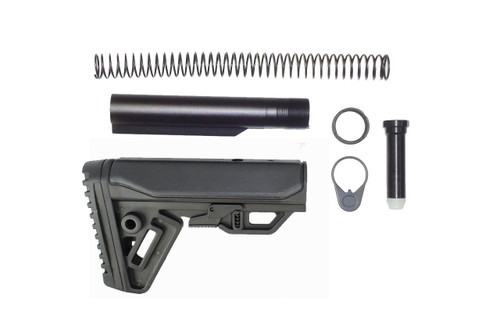 Zaviar Cobra Buttstock Kit with Rifle Tube