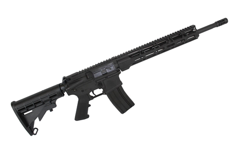 """300AAC Blackout 'Special Ops Series' 16"""" Nitride Complete Rifle / 1:8 Twist / 12"""" MLOK Handguard"""