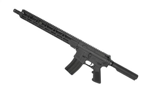 ".223 Wylde 'Operator Series' 16"" Nitride SOCOM Complete Rifle / 1:8 Twist / 15"" MLOK Handguard"
