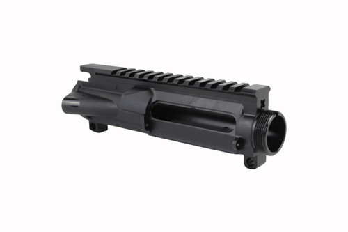 AR-15 Black Anodized Stripped Upper Receiver