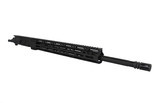 "5.56 Nato 'Operator Series' 20"" Government Upper Receiver / 1:7 Twist / 15"" MLOK Handguard"