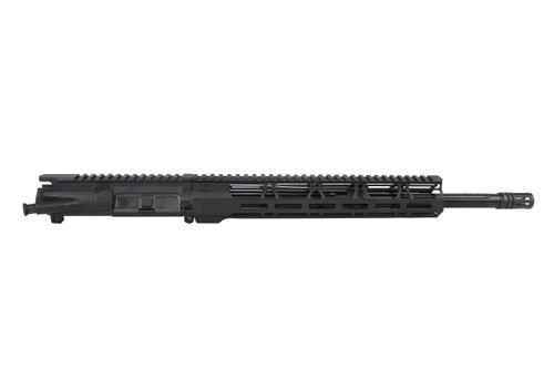 "7.62x39 'Wolverine Series' 16"" Straight Fluted Upper Receiver / 1:10 Twist / 12"" MLOK Handguard"