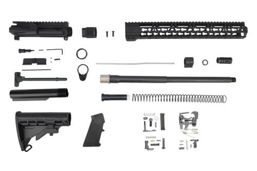 ".350 Legend 'Hunter Series' 16"" Nitride Builder Kit / 1:16 Twist / 15"" KeyMod Handguard"