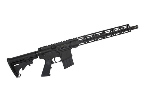 ".350 Legend 'Hunter Series' 16"" Nitride Complete Rifle / 1:16 Twist / 15"" KeyMod Handguard"