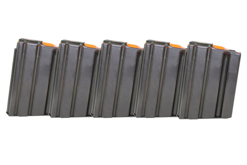 .223 / 5.56 / 300BLK C Products Defense 10 Round Magazine - 5 Pack