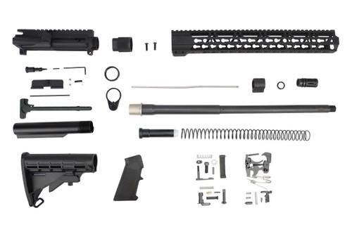 "350 Legend 'Hunter Series' 18"" Nitride Builder Kit / 1:16 Twist / 15"" KeyMod Handguard"