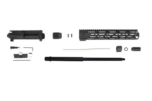 "5.56 Nato 'Operator Series' 16"" Nitride HBar Upper Kit / 1:8 Twist / 12"" MLOK Handguard"