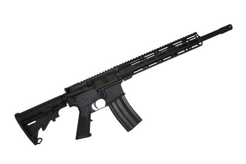 "5.56 Nato 'Operator Series' 16"" Nitride HBar Complete Rifle / 1:8 Twist / 12"" MLOK Handguard"