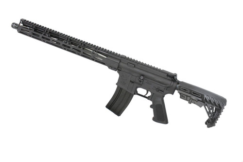"5.56 Nato 'Operator Series' 16"" Stainless Steel Complete Rifle / 1:8 Twist / 15"" MLOK Handguard"
